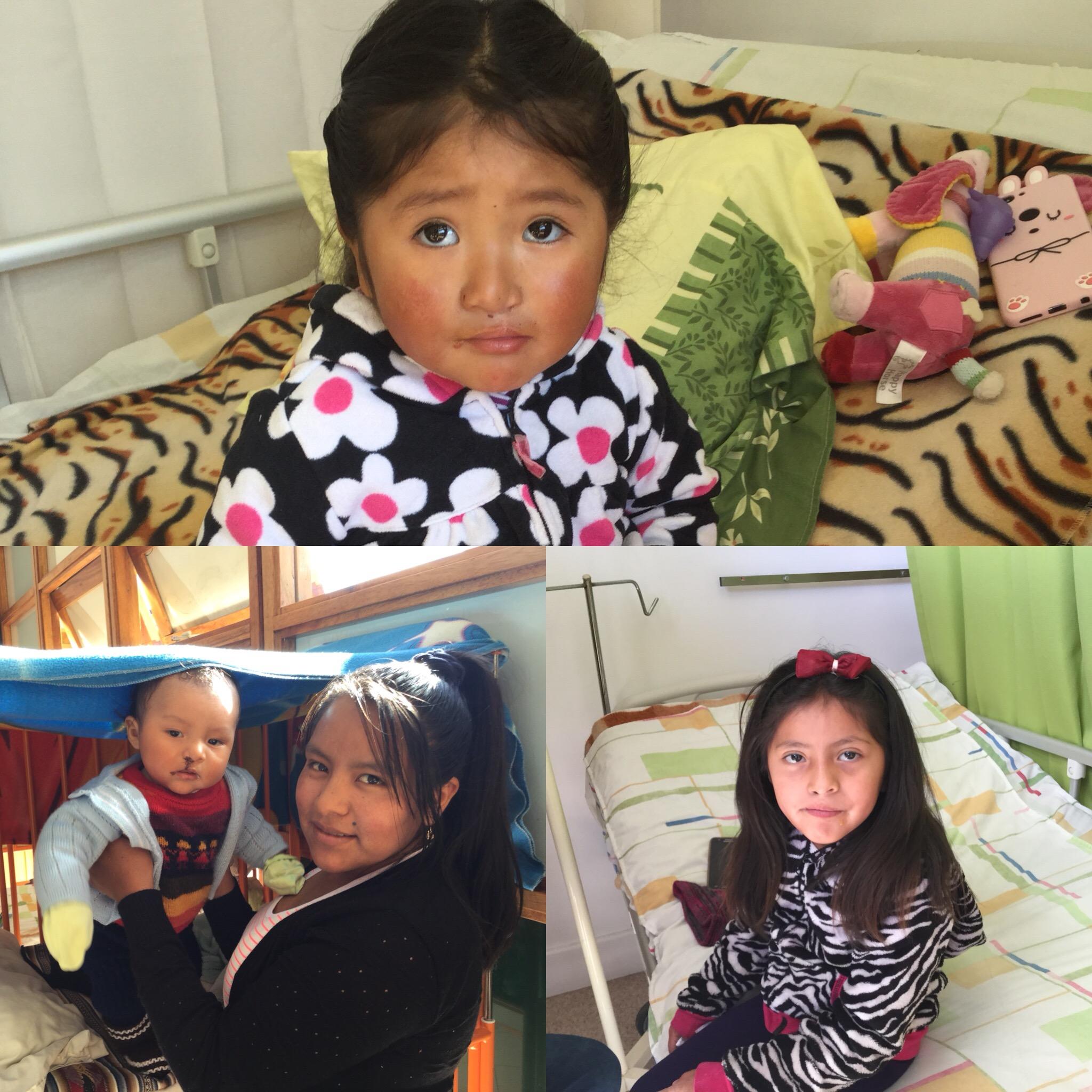 Paz holandesa medische hulp voor peruaanse kinderen perucleftlip patientjes thecheapjerseys Images