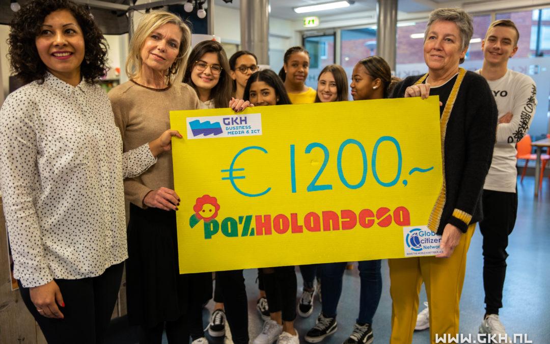 VMBO school in Delfshaven haalt geld op voor kinderen met hazenlip in Peru | 010nu