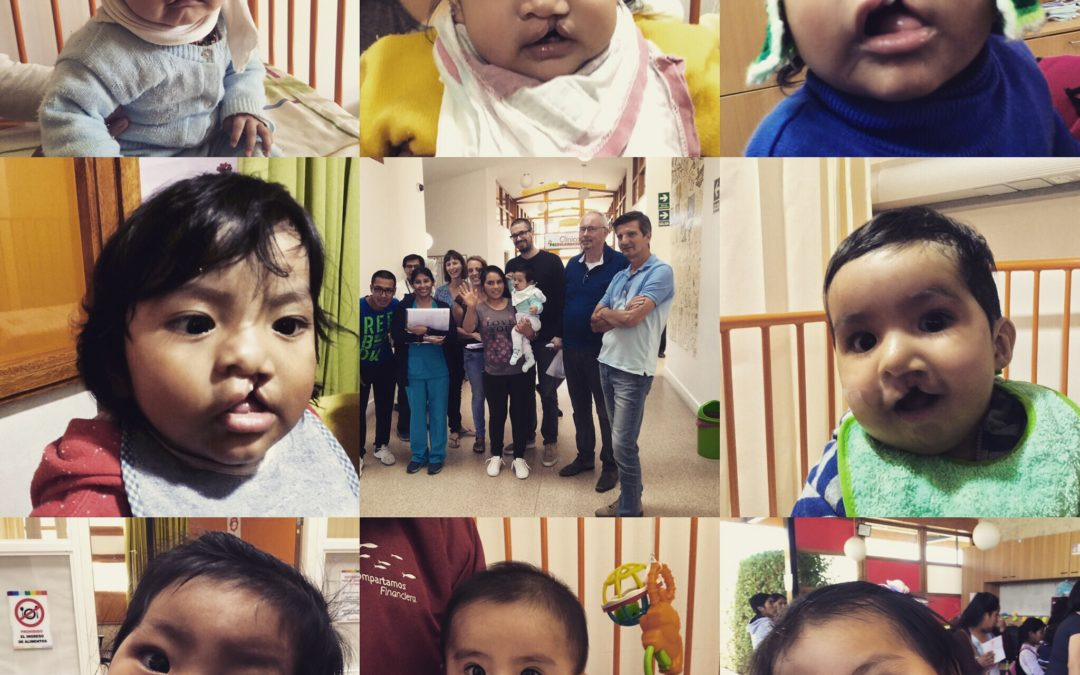 64 Kinderen geopereerd!