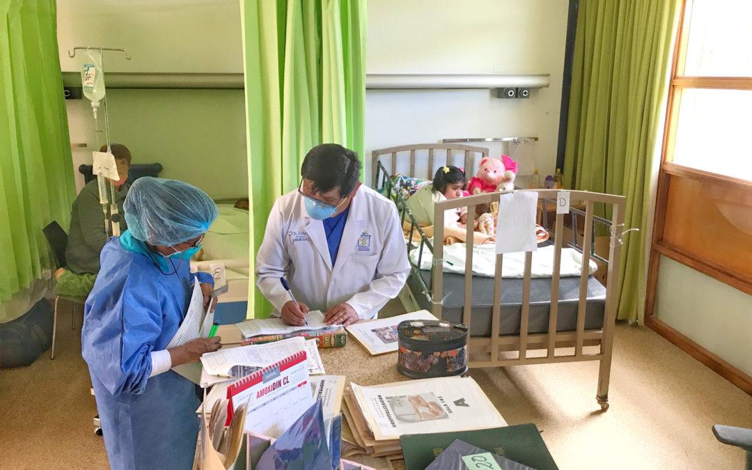 Ons kinderziekenhuis in (Corona)Crisis