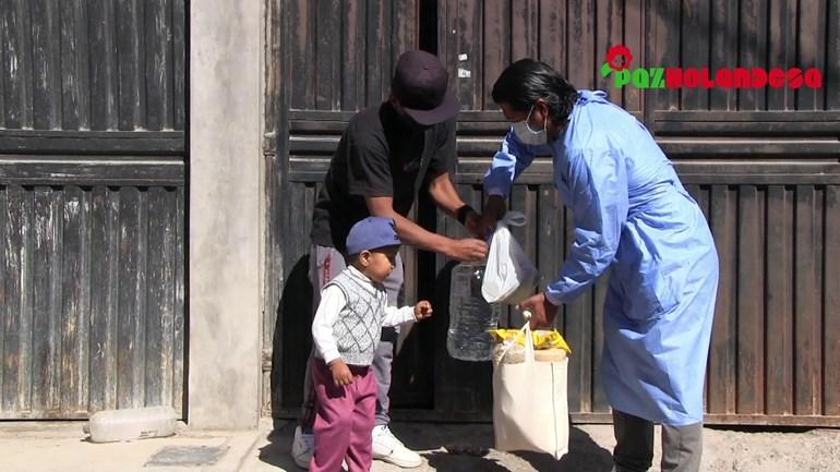 """In de Pers """"Rotterdamse start hulpactie voor Peruvianen in armoede: 'Het is daar een humanitair drama'"""