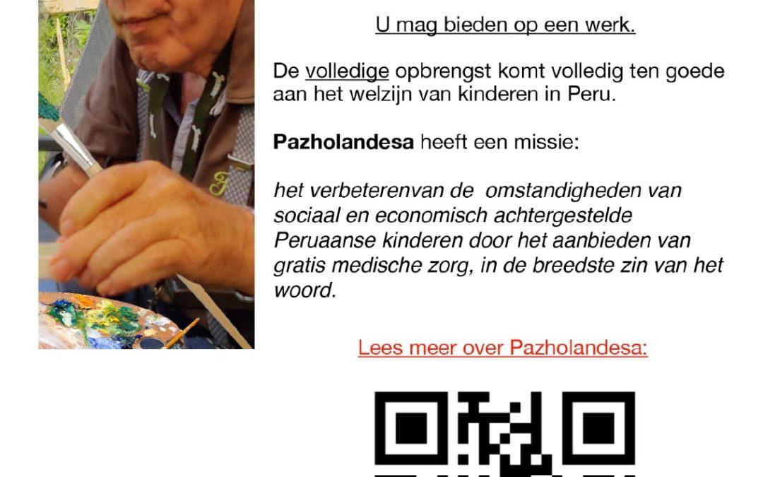 Lieve actie van Wim van Denderen